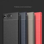เคส Lenuo Leather Shield สำหรับ Sony Xperia XZ1