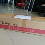 จัดส่งหลอดไฟ LED DC 9W ขอขอบคุณลูกค้าจากอำเภอเมือง จังหวัดนนทบุรี ที่เลือกใช้หลอดประหยัดพลังงาน ลดโลกร้อน