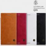 เคสฝาพับ Xperia XZ Premium ของ Nillkin Qin Leather Case