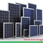 แผงโซล่าเซลล์ (Solar Panel)