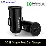 ที่ชาร์จในรถ Tronsmart CC1T Single Port Quick Charge 3.0 Car Charger