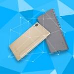 เคสฝาพับ Sony Xperia XA1 Plus ของ Nillkin Sparkle Leather Case