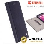 เคสฝาพับ Xperia XA ของ Krusell Malmo FolioCase
