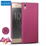 เคสยาง X-Level case Silicone Guardian Ultra thin Soft Matte TPU สำหรับ Xperia XZ1 Compact