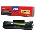 GIANT HP LaserJet P1005 ตลับหมึกเลเซอร์ดำ HP รุ่น CB435A