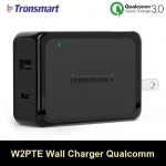 ที่ชาร์จ Tronsmart W2PTE Quick Charge 3.0 Wall Charger Type-C USB Ports