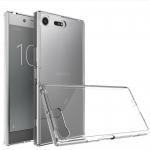 เคสยาง Xperia XZ premium แบบ Ultra thin Crystal Clear Soft TPU Case