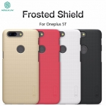 เคส OnePlus 5T ของ Nillkin Frosted Shield Case