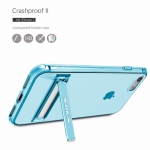 เคส Apple iPhone 7 ของ Nillkin Crashproof II Case - สีฟ้า