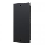 เคส Sony Style Cover Stand SCSG50 สำหรับ Xperia™ XZ1 - สีดำ