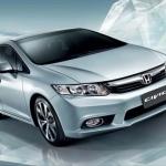 Honda Civic FB 2012-2015