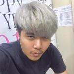 บริการทำสีผม สีเทา Silver