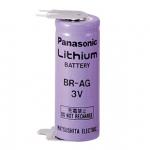 แบตเตอรรี่ลิเธียม PANASONIC BR-AG 3.0V AA PLC CNC Lithium Primary Battery