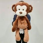 ตุ๊กตาลิงนุ่มนิ่ม70cm