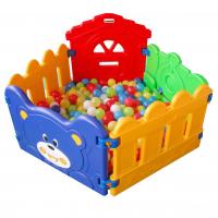 คอกกั้นเด็ก / รั้วกั้นเด็ก / ที่กั้นเด็ก / บ่อบอลพลาสติก