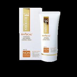 Smooth-E Physical White Sunscreen SPF 52