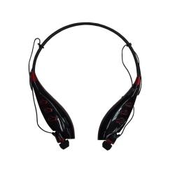 LG หูฟังบลูทูธ MP3 bluetooth stereo headphone TF card FM radio รุ่น S745T - Black สีดำ