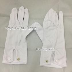 ถุงมือสีขาว ผู้ใหญ่