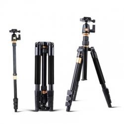 ขาตั้งกล้อง QZSD Q999 Professional Tripods + Monopod + Ball Head Load 8kg. ขาตั้งกล้อง+โมโนพอด
