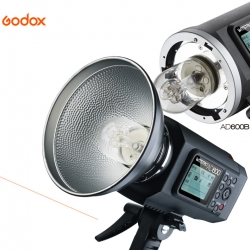 AD600BM Bowen Mount Manual For Canon Nikon Built in X1 Trigger Godox WITSTRO แฟลชสตูดิโอ สำเนา