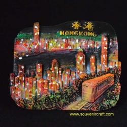 รถรางร้อยปี ฮ่องกง Peak Tram 1