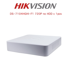กล้องวงจรปิด Hikvision Turbo HD HDTVI Camera DS-7104HGHI-F1 HD720P 1MP