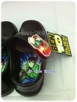 Gerry Gang BT5717 - Ben 10 มีไฟ No.25-34