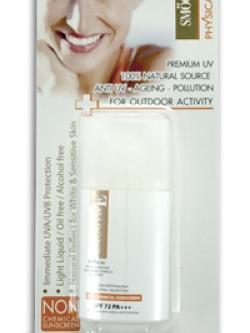 Smooth-E Physical White Sunscreen SPF 72