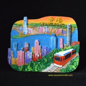 รถรางร้อยปี ฮ่องกง Peak Tram 2