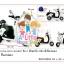 รถเวสปา สีขาว มีไฟหน้า-หลัง มีเสียงเพลง thumbnail 1