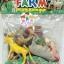 ชุดสัตว์ฟาร์ม 6 ตัว thumbnail 2