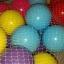 """ลูกบอล ขนาด 3"""" จำนวน 300 ลูก คละสี thumbnail 3"""