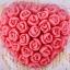 แม่พิมพ์ซิลิโคนหัวใจดอกไม้ 100g 6.4*5.7*3 cm thumbnail 2