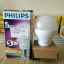หลอดไฟ LED E27 Bulb ขนาด 5W 220V Warm White PL (Philips) thumbnail 1