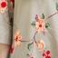 ุเดรสผ้าฝ้ายลินินเกาหลี thumbnail 10