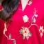 ุเดรสผ้าฝ้ายลินินเกาหลี thumbnail 14