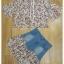 ชุดเซ็ทเสื้อ+กระโปรง เสื้อผ้าชีฟองลายดอกเนื้อดี เสื้อทรงน่ารัก thumbnail 6