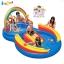 """สวนน้ำ Intex Rainbow Ring Inflatable Play Center, 117"""" X 76"""" X 53"""" thumbnail 2"""