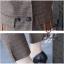 ชุดเซ็ตเสื้อสูท+กางเกง เนื้อผ้าสูทลายสก็อตอย่างดีพร้อมซับในสีส้มตัดกับลายสวยม๊าก thumbnail 9