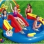 """สวนน้ำ Intex Rainbow Ring Inflatable Play Center, 117"""" X 76"""" X 53"""" thumbnail 1"""