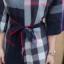 ชุดจั้มสูท ผ้าคอทต้อนเกาหลีทอลายเบอเบอรี่ คอ V thumbnail 8
