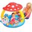 สวนน้ำเห็น หรรษา Mushroom Baby Paddling Pool 57404NP ขนาด 102cm x 89cm thumbnail 2