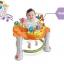 (สีส้ม )Happy Jungle Walker เก้าอี้หมุน 360 องศา เก้าอี้เด็กนั่ง + หัดเดิน สินค้าจาก konig kids thumbnail 1