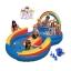 """สวนน้ำ Intex Rainbow Ring Inflatable Play Center, 117"""" X 76"""" X 53"""" thumbnail 3"""