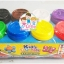 แป้งโดว์กระปุก 8 กระปุก คละสี (400 กรัม) thumbnail 1