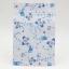 ซองซิปลายดอกไม้สีฟ้าพื้นหลังขาว ขนาด 10x15 cm. 100 ชิ้น thumbnail 1