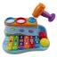 Huile Toys ของเล่นค้อนทุบ พร้อมออแกน มีเสียงเพลง thumbnail 2
