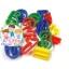 แป้งโดว์กระปุก 8 กระปุก คละสี พร้อมแม่พิมพ์ตัวเลข 0-9 และเครื่องหมาย ใน SET thumbnail 2