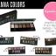 อายแชโดว์ ซิเวียนา Sivanna 6 Colors Eyeshadow Palette HF312 ของแท้ thumbnail 1