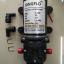 โซล่าปั๊ม ชนิดไดอะแฟรม (Diaphragm) ขนาด 5LPM 12VDC 4.5A 80PSI thumbnail 1